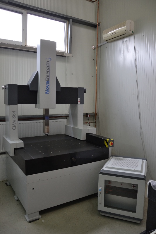 Zeiss CNC CMM 864 with Retrofit Control