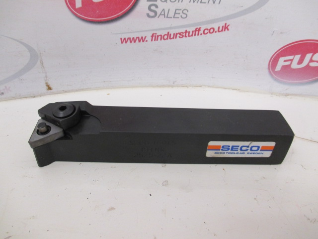 Seco PTFNR 2525-22A Toolholder - Believed To Be Unused