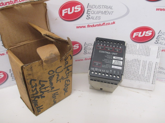Tapeswitch PSSU/2 CONTROL UNIT - Unused In Box