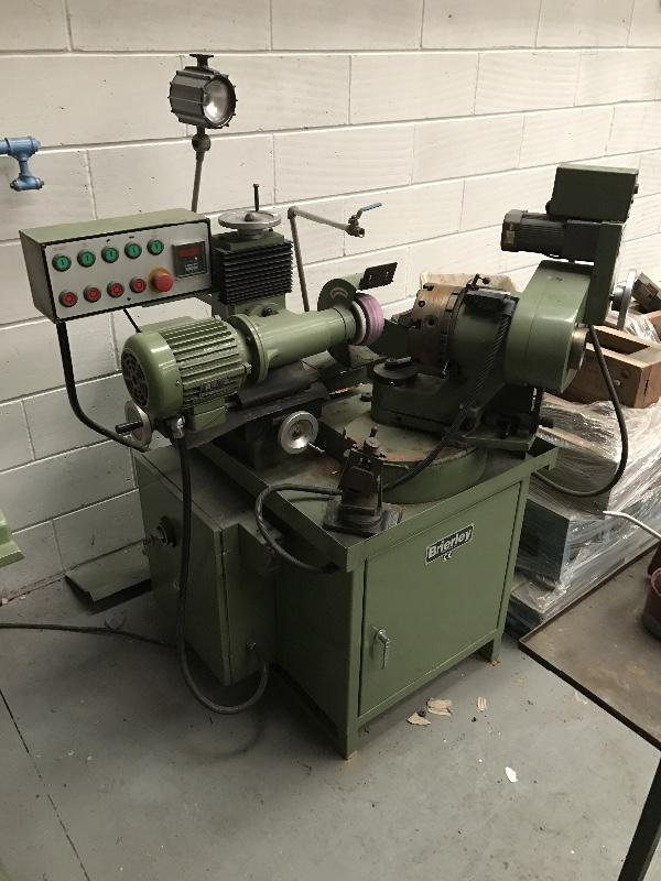 Brierley 80Auto Drill Grinder