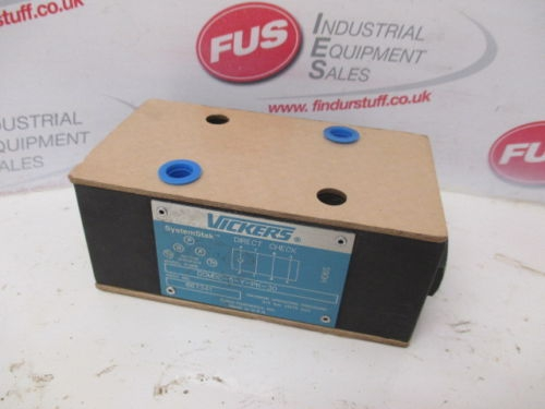 Vickers DGMDC-5-Y-PK-30 Valve - Unused