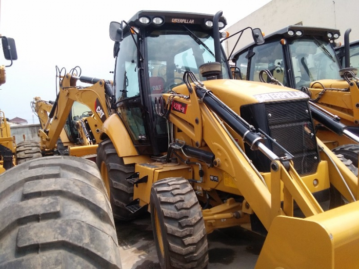 Used caterpillar 420F II backhoe loaders for sale