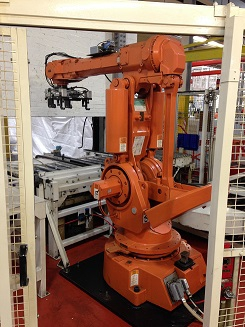 ABB IRB 6400 M96 Robot with Controller