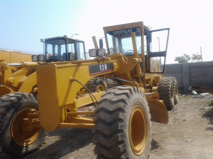 used 12h cat motor grader caterpillar 12h grader