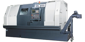 New ML850 Cnc Lathe - Slant Bed Lathe