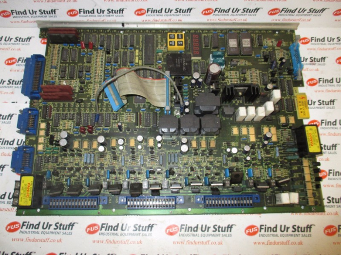 Fanuc A20B-1003-0010-09A Spindle Drive Board - Used