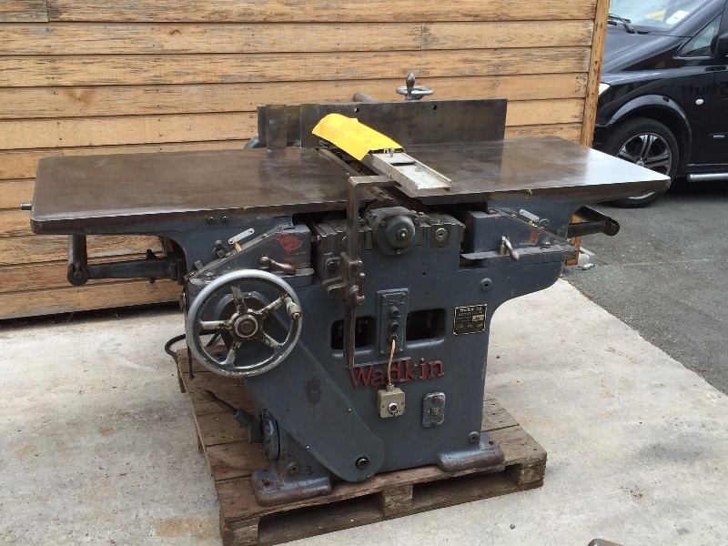 "Wadkin RM Planer Thicknesser, 24"" Capacity - SOLD"