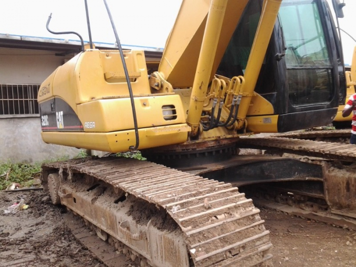 used Caterpillar 320C excavator for sale