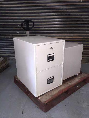 2 Draw Fire Safe / Filing Cabinet