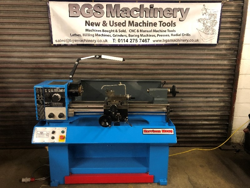 Harrison M250 Toolroom Lathe