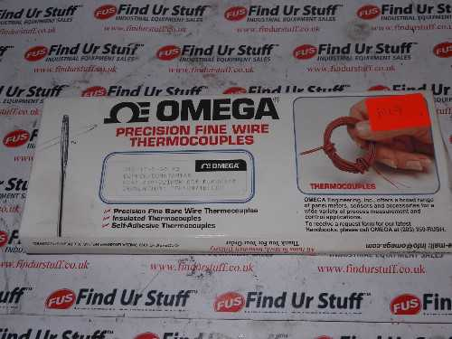 Omega Precision Fine Wire Thermocouple - NEW