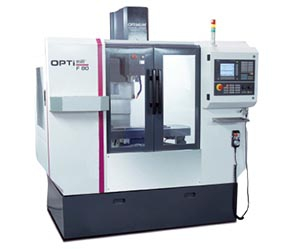 New F80 VMC CNC Mill - Vertical Machining Centre