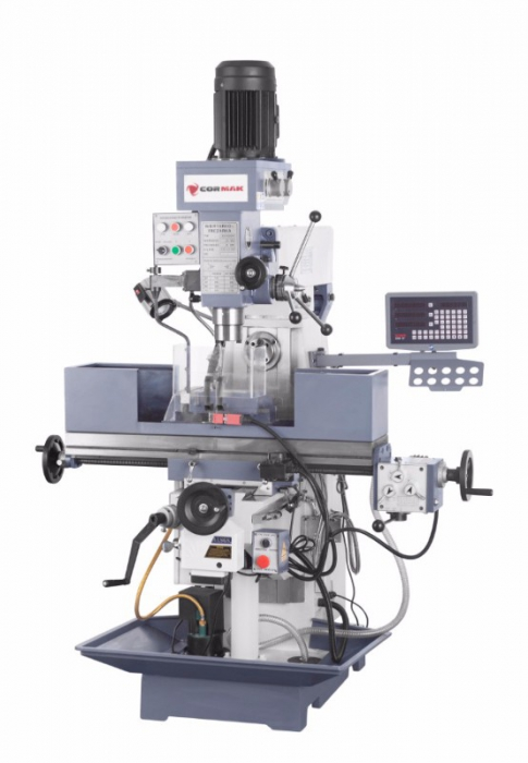 Cormak ZX7550CW Milling and Drilling Machine