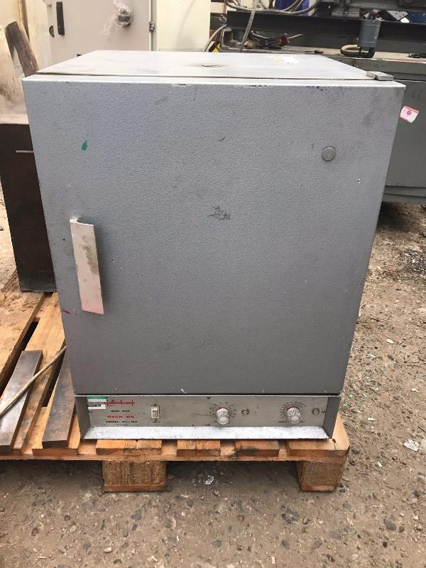 Gallenkamp Size One Oven BS Model OV-160, 240'C, Single Phase