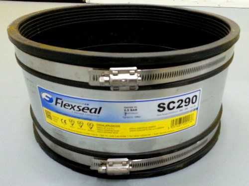 Flexseal 265- 290mm Drainage Coupling