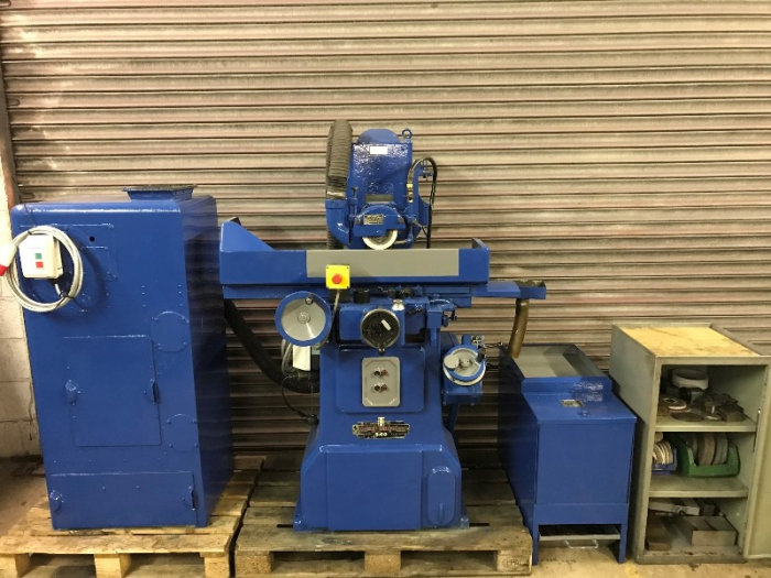 Jones & Shipman 540 Surface Grinder Package