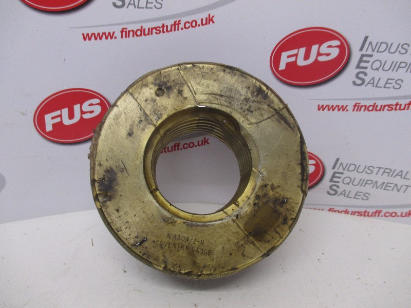 Coventry M64 X 6.0 ISO 8g GO PD Thread Gauge