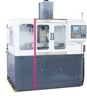 New F4 VMC CNC Mill - Vertical Machining Centre